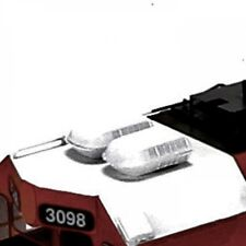 Athearn HO RV Style Air Conditioner Unit Set (6) ATH95493