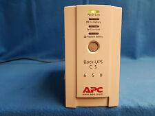 APC Back UPS CS 650, 650VA / 400W, generalüberholt, neuer CSB-HR-Markenakku!