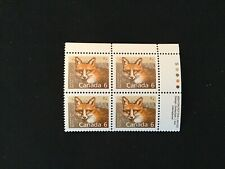"Jps_Stamps! #1159. ""Mammal Definitive, Red Fox"" (Pristine Condition)"