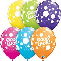 Retraite - Bonne Chance Latex & Aluminium Ballons (Qualatex) Fête / Décoration (