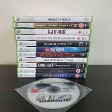 Xbox 360 Spielepaket Restposten Set - 12 Spiele-Mix Spiele Shooting Lego-getestet