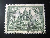 DEUTSCHES REICH Mi. #367 used stamp! CV $24.00