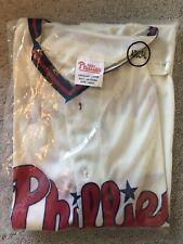 PHILADELPHIA PHILLIES Phillie Phanatic Jersey  SGA - Adult Large