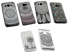 Tattoo Design Handy Ultra Slim Silikon TPU Schutzhülle Hülle Cover Case