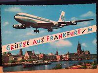 Frankfurt am Main  , Ansichtskarte , gelaufen