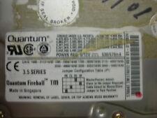 Quantum Fireball TM 1700AT IDE