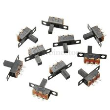 New 10PCS On/off Toggle Micro Switch Mini Power Switch 3PIN DIY Accessories