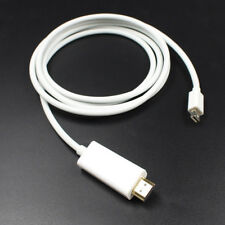 Mini DisplayPort to HDMI Cable-Gold Plated Connectors 1080P HD-1.8M/70.86inch