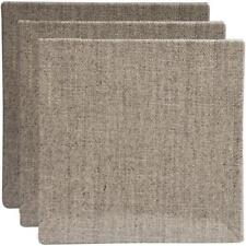 Pebeo 20 X 20 Cm Natural Linen Canvas Boards
