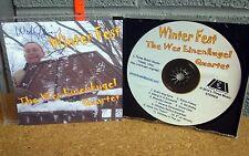 WES LINENKUGEL autograph Winter Fest folk CD hammered dulcimer 2012 Christmas
