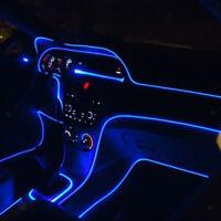 12V Mini Source de Lumière LED pour Fibre Optique en Plastique 3mm Bleu