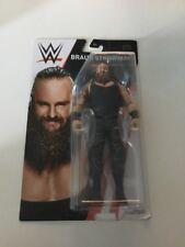 WWE Mattel Basic 78 Braun Strowman OVP