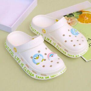 Summer Women Slippers Clogs Slip-On Garden Cute Sandals Beach Water Shoes