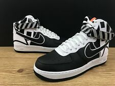 MEN'S NIKE AIR FORCE 1 HIGH '07 LV8 SHOES FORCE LOGO PACK 806403-013 Sz 11.5