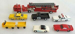 Lot of Vehicles - HO
