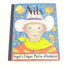 Nils by Ingri & Edgar Parin d'Aulaire 1948