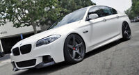 BMW 5 SERIES F10 M-TECH M-SPORT FRONT LIP / SPLITTER / VALANCE / SPOILER