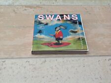 Swans WHITE LIGHT FROM THE MOUTH OF INFINITY... GIRA JARBOE  deluxe 3 CDs signed