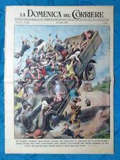 La Domenica del Corriere 10 luglio 1949 Torino - Vienna - Hitler