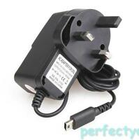 Travel Home Wall USB AC Power Adapter Charger for Nintendo DS Lite NDSL UK Plug