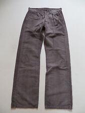Levi's® 508 Cord Jeans Hose, W 31 /L 34, Braun ! Loose Cordhose, Weit & Bequem !