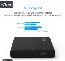 Support HD Exterior Hard Disk 2TB Super Speed USB 3.0 To 2.5 In SATA HDD Encl