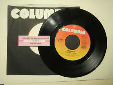JOURNEY why can't this night go on forever /positive touch  JUKEBOX STRIP   45