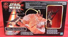 STAR WARS. Coffret Opee & Qui-Gon-Jinn. Episode 1. Hasbro
