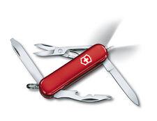 VICTORINOX Midnite Manager Rot NEU/OVP Schweizer Classic Taschenmesser m. LED