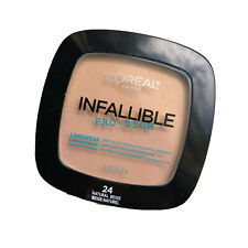 L'Oreal Infallible Pro Glow Longwear Pressed Powder - Natural Beige 24