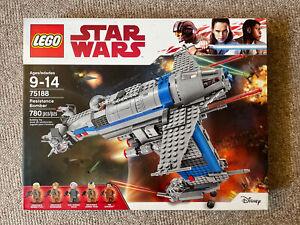 LEGO Star Wars Resistance Bomber (2017, 75188)