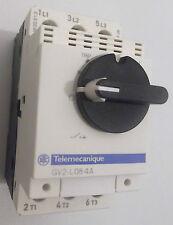 Telemecanique / Schneider GV2-L08-4A GV2L084A Magnetisch trennschalter 4AMP