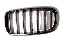 Recht Vorne Stoßstange Lufteinlassgrill Kühlergrill Silber Für BMW X5 F15 14-17