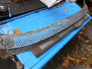 1962 Chevy Impala SS Belair Biscayne wiper cowl grill panel original GM