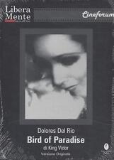 Dvd Digibox **BIRD OF PARADISE ~ LUANA LA VERGINE SACRA**  Dolores Del Rio 1932