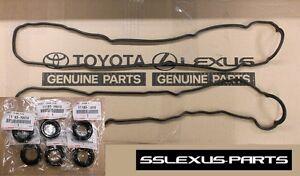 Lexus ES300 ES330 (1999-2006) OEM Genuine VALVE COVER GASKETS SET