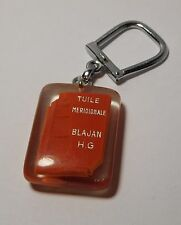 "Porte clé bourbon "" Tuile Meridionale BLAJAN """
