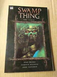 Swamp Thing Vol 3 The Curse Alan Moore Vertigo TPB Trade Paperback Graphic Novel