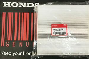 GENUINE HONDA CRV ALL ENGINES 2007 - 2018 CABIN POLLEN FILTER
