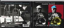 DOUBLE CD DIGIPACK 20T CLARK TERRY CHILLED & REMIXED 2004 VIVICOM MUSIC