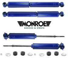 4 Shock Absorber Kits MONROE MATIC PLUS Front Rear for TOYOTA Tacoma 95-04 RWD