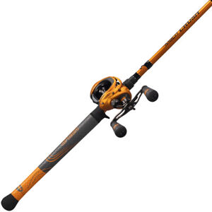 "Lew's Mach Crush SLP Rod and Reel Casting Combo 2021 7'0"" Medium Heavy 7.5:1 ..."