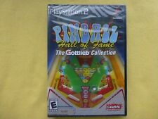 Pinball Hall of Fame: The Gottlieb Collection (Sony PlayStation 2, 2004)  NEW