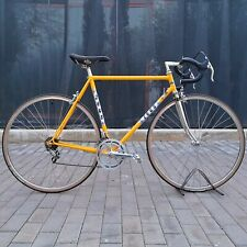 ZEUS Vintage legendary road bicycle made in Spain. Size 54. 700c wheels