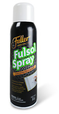 Fuller Brush Fulsol Foaming Spray Cuts Dissolves Grease Grime Oil Dirt In 18 oz