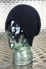 original armée Américaine Noir Bonnet / Bonnet 100% laine - Neuf