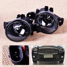 Fit Nissan Altima Sentra: Pair Drive Passenger Fog Light + H11 Halogen Bulb Len