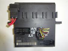 05 Audi A4 B7 Body Control Module ECU 8E0907279L