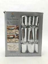 Tom Smith Christmas Crackers: Silver | 10 per Box