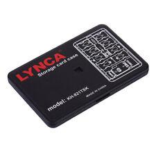 Waterproof Memory Card Storage Case Holder SD Micro TF SIM Card Protecter Box